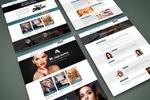 Сайт для салона красоты в г. Москва