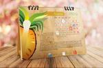 Дизайн фруктового календаря