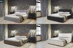 Создание моделей кроватей с последующей визуализацией в интерьре