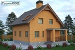 Моделирование и визуализация дома