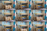 Моделирование и визуализация детских кроватей
