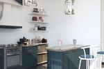 моделирование кухонной мебели прованс