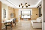 Квартира-студия для студента