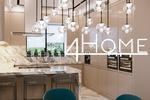 Дизайн-проект дома площадью 600 кв.м. (кухня)