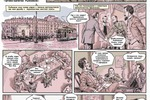 Комикс про штабс-капитана Рыбникова(отрывок)