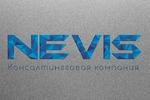 """Логотип для консалтинговой компании """"Nevis"""""""