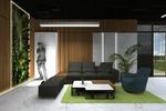 офис в стиле итальянский минимализм
