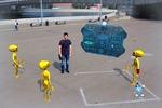 3D анимация инопланетян для рекламной акции Lays