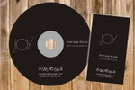 Визитка и диск для фотографа