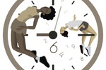 Concept art about time-menegment and achieve goals