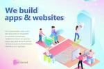 Дизайн интерфейса сайта