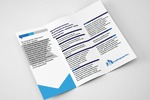 Дизайн буклета для СоцИнформТех