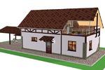 Гараж & гостевой домик
