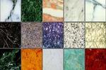 Цветовая палитра гранитов