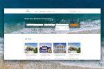 Сайт по бронированию жилья во Флориде