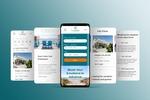 Мобильная версия сайта аренды жилья