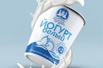 Упаковка йогурта