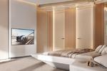 Вилла в Монако. Спальня.