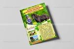 Буклет для детского и подросткового лагеря Евроклуб