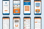 Дом /мобильное приложение/ интернет магазин
