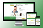 Сайт для клиники