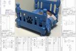 КД Кровать для собак w