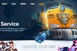 Сайт на уii2