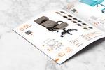 Дизайн каталога компании Tet Chair