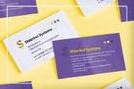 Дизайн визиток для IT-компании