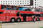 рисунок на автобусе