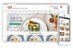 Интернет-магазин доставки еды