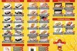 """Буклет для доставки суши """"Бонсай"""" сторона 2"""