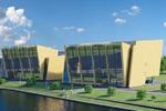 Спортивный комплекс exterior-archizdrav