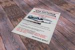 листовка для рекламного агенства