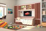 Моделирование и визуализация десткой мебели