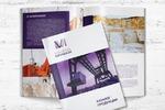 """Дизайн и верстка каталога продукции для компании """"Вишера Мрамор"""""""