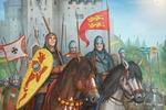 Иллюстрация Норманские воины