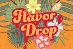 Разработка рекламной продукции для Flavor Drop