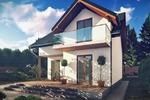 Визуализация дома в экстерьере