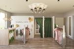 Дизайн магазина купальников