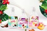 Серия этикеток для жидкого мыла