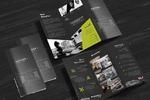 Дизайн буклета для европейской компании Аnyxee (дизайн интерьера