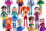 Ретушь коллекции кукол