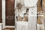 Дизайн-проект квартиры в Москве 104 кв.м.. (2 санузел)