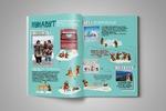 Дизайн детского журнала