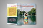 Журнал для коллекции на London Fashion Week