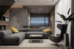 Дизайн интерьера дома 250 м2 в Клину