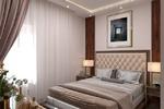 Визуализация гостиничного номера