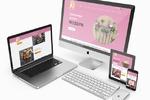 Интернет-магазин Цветочное ателье Модерн