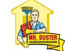 Разработка логотипа.MR. Duster - клининговая компания в Германии